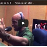 Politics Done Right on KPFT – America can afford Medicare for all