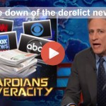 Jon Stewart epic slam of the Mainstream Media News like only he can. Poor Brian Williams