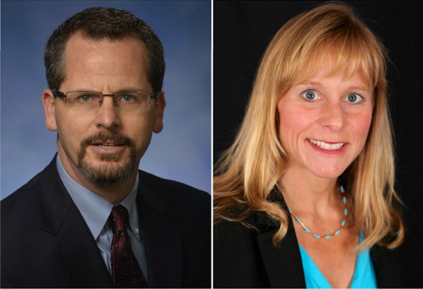 expelled, Rep. Todd Courser, Rep. Cindy Gamrat