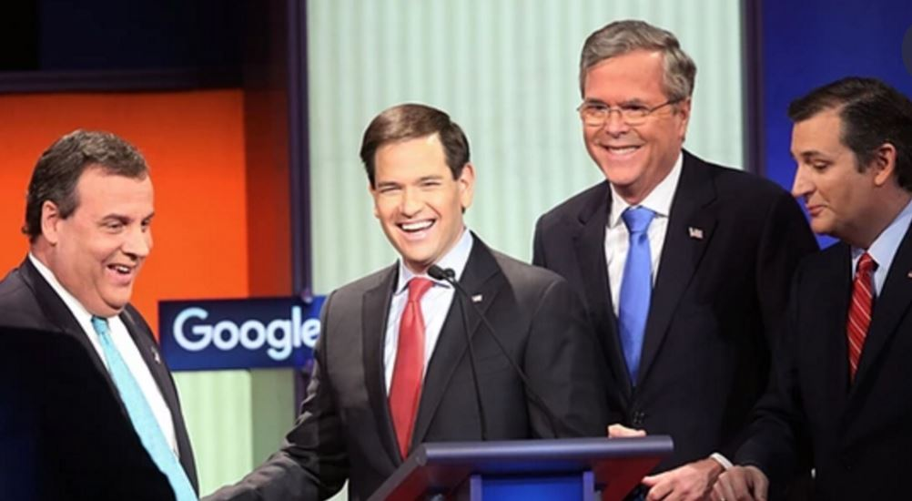 Ted Cruz, Republican Debate