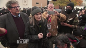 Charges Dropped Against Amy Goodman – No Thanks to Corporate Media