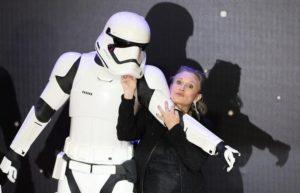 Star Wars actor Fisher dies at 60: People