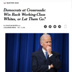 Dec 16 2016 NYT's False Choice for Democrats: Move to the Right or Divide by Race