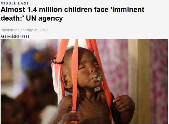 Famine Yemen