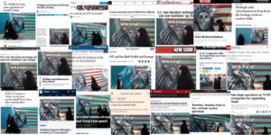 Stop Using 'Woman in chador walks by anti-US mural' for every Iran article