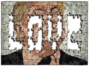 Chris Hedges: Faces of Pain, Faces of Hope